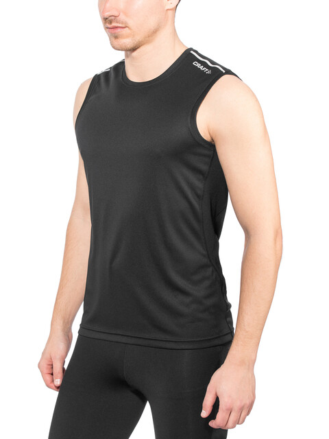 Craft Mind Sleeveless Men Black